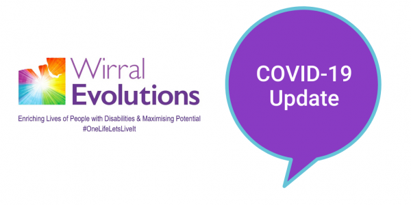 Website Covid19 Update