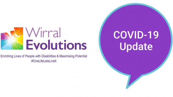 Website Covid19 Update