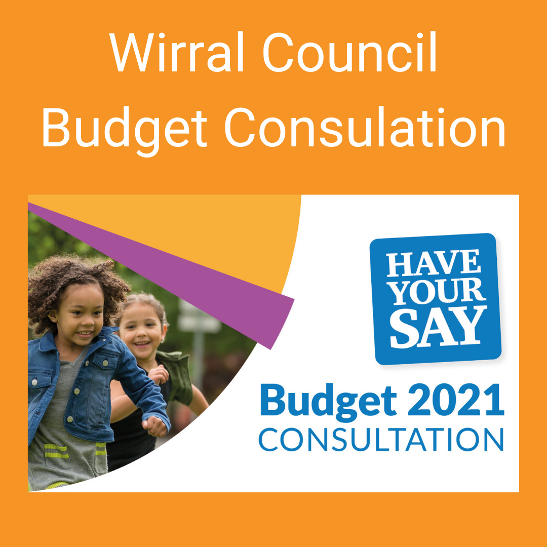 Wirral Council Budget Consultation